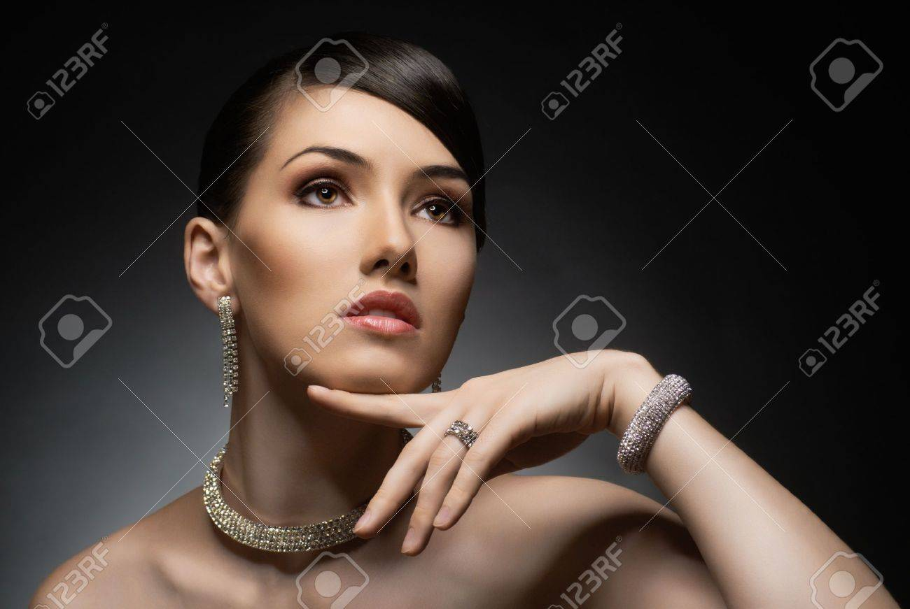 beautiful girl in vintage style Stock Photo - 11713564