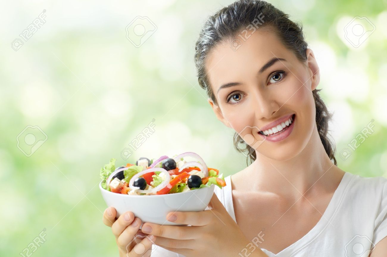 a beautiful eating healthy food stock photo picture and