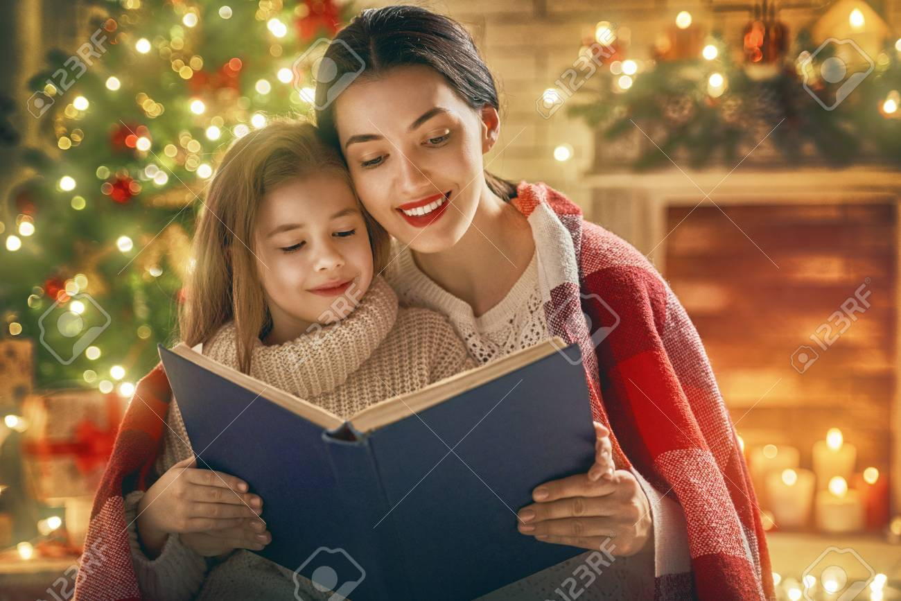 Um Weihnachten.Stock Photo