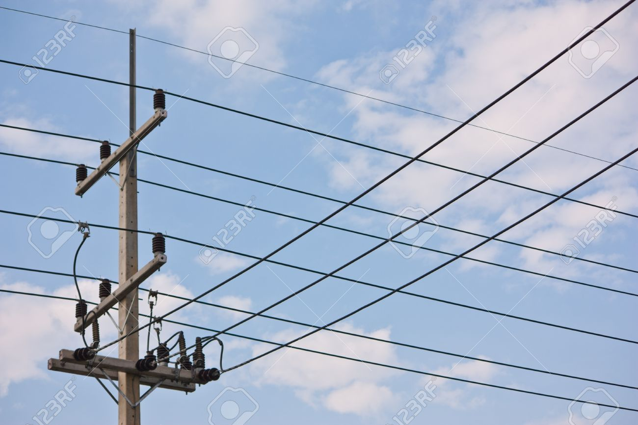 electric pole and cable wiring in thailand stock photo picture and rh 123rf com wiring temporary power pole wiring power pole 2 to disconnect switch & Wiring Power Pole - Smart Wiring Diagrams \u2022