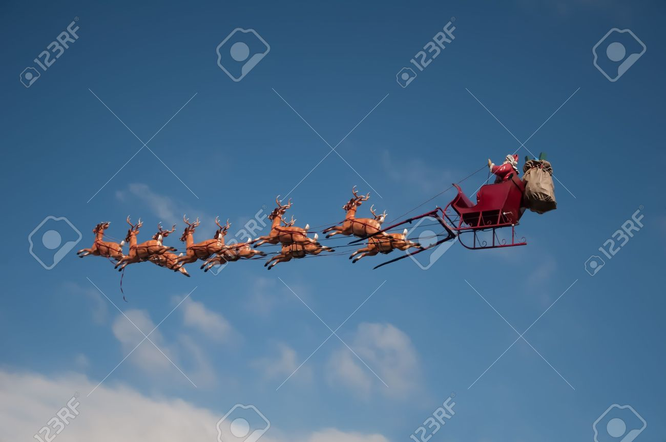 Santa Stock Photo - 16520508