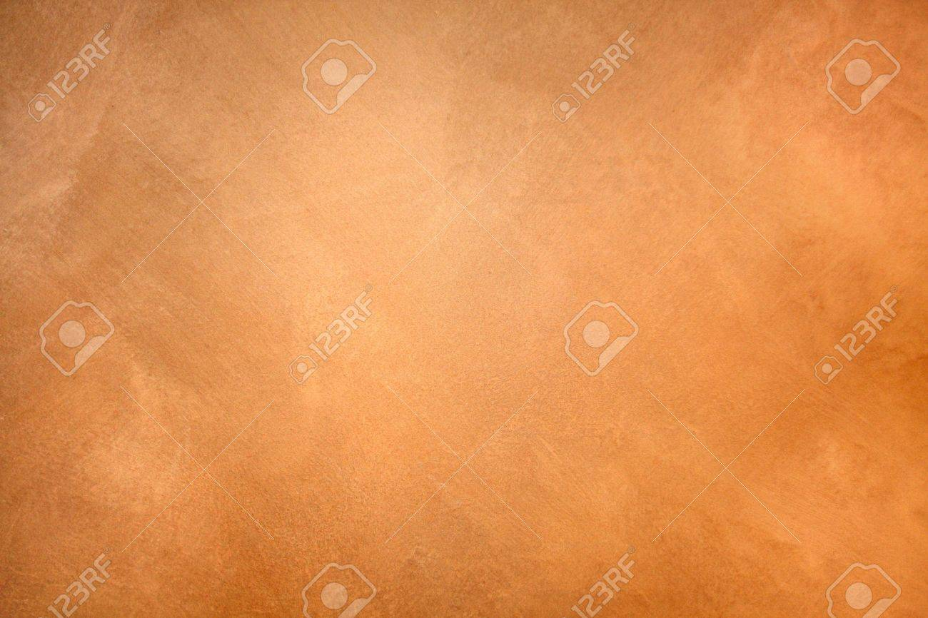 Wall Painted With Suede like Paint Changing Texture Stock Photo