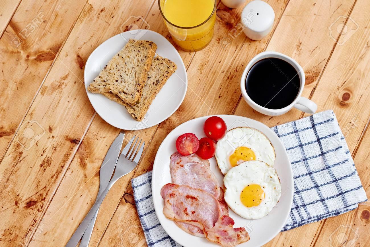 Kết quả hình ảnh cho bữa sáng với ba rọi chiên