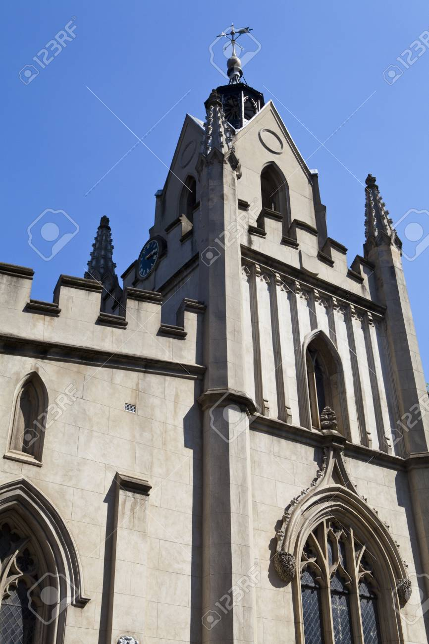 St Mary Magdalen church located in Bermondsey, London Stock Photo - 14315476