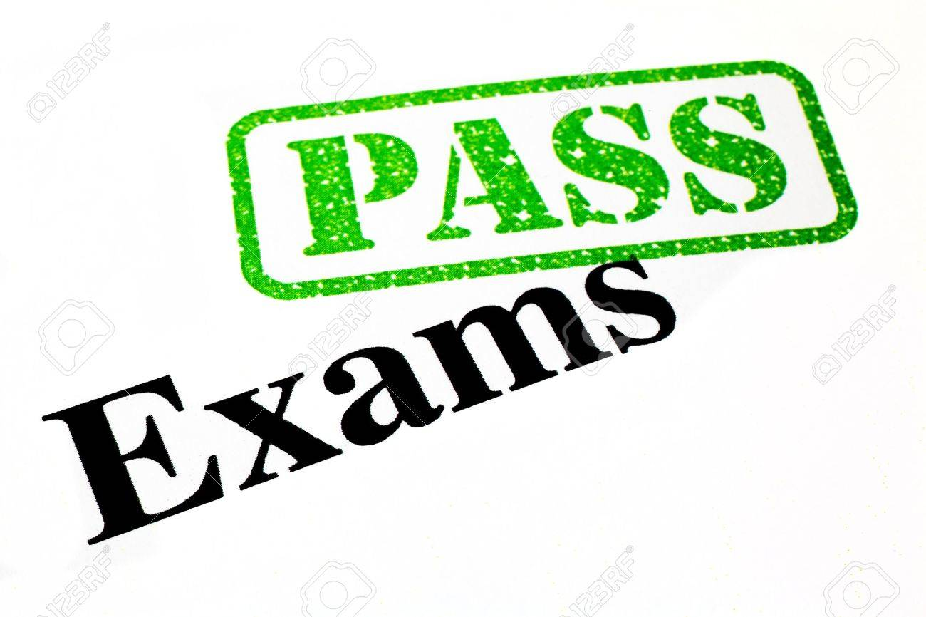 Passed your Exams. Stock Photo - 17675864