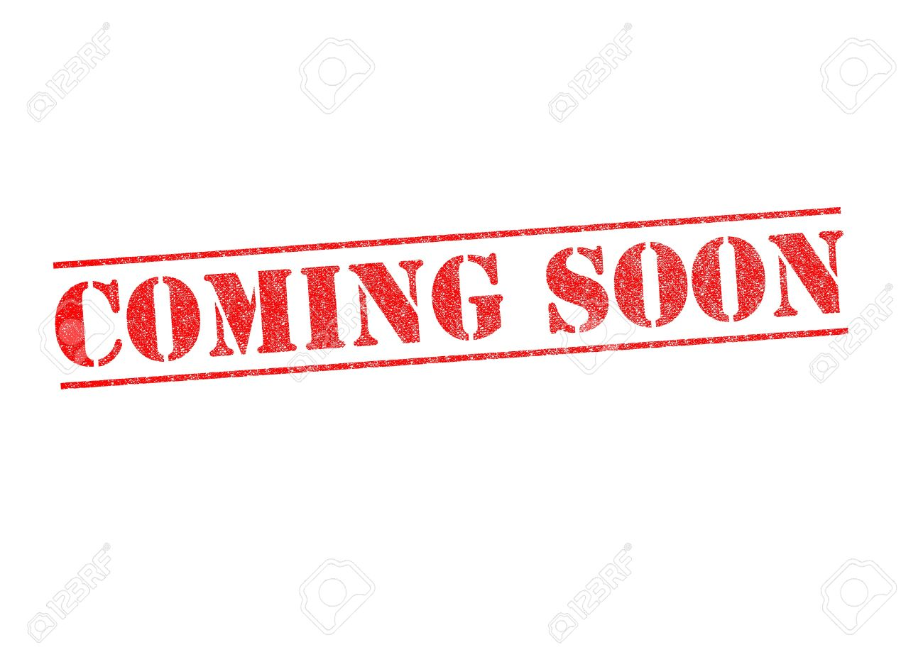 Coming Soon Rubber Stamp Over A White Background Banco De Imagens Royalty Free Ilustracoes Imagens E Banco De Imagens Image 18146842