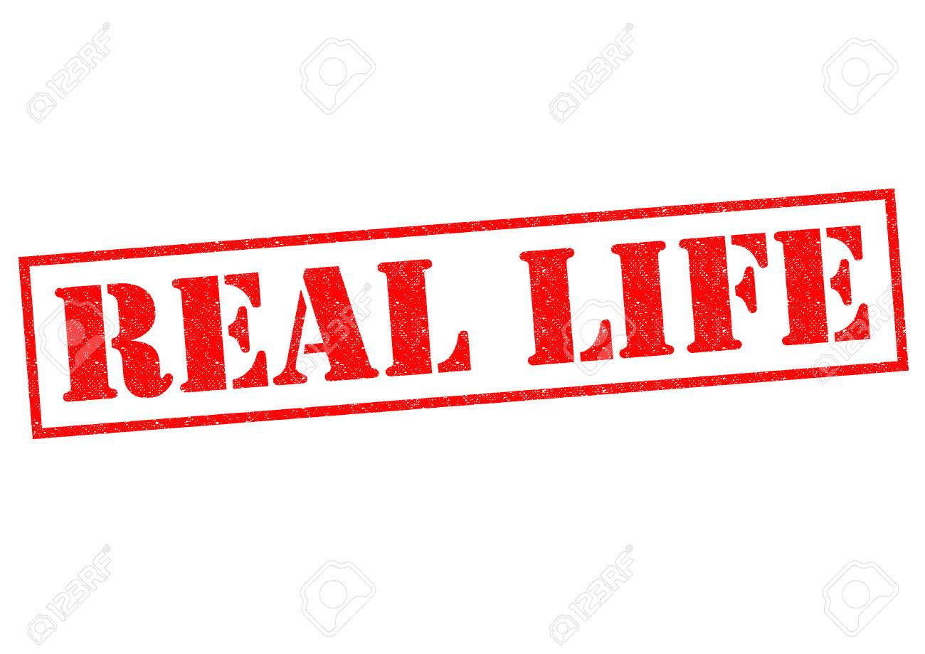 real life red rubber stamp over a white background stock photo