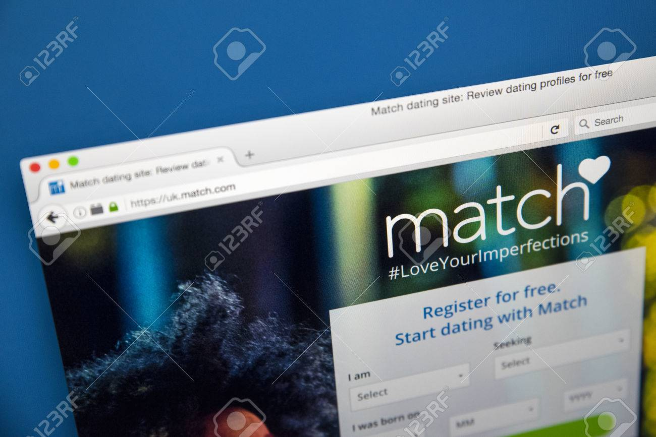 Online dating service software