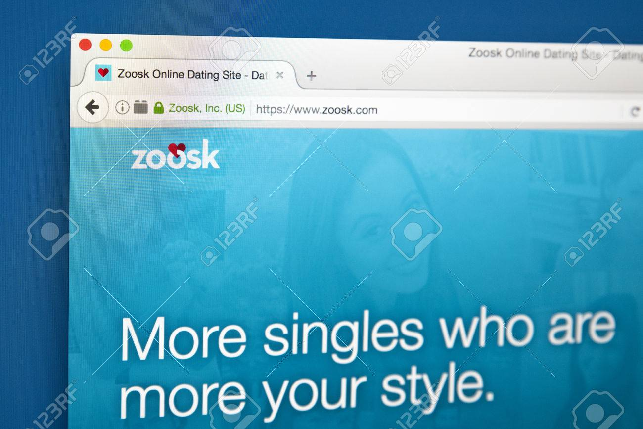 Zoosk Dating-Website Kosten