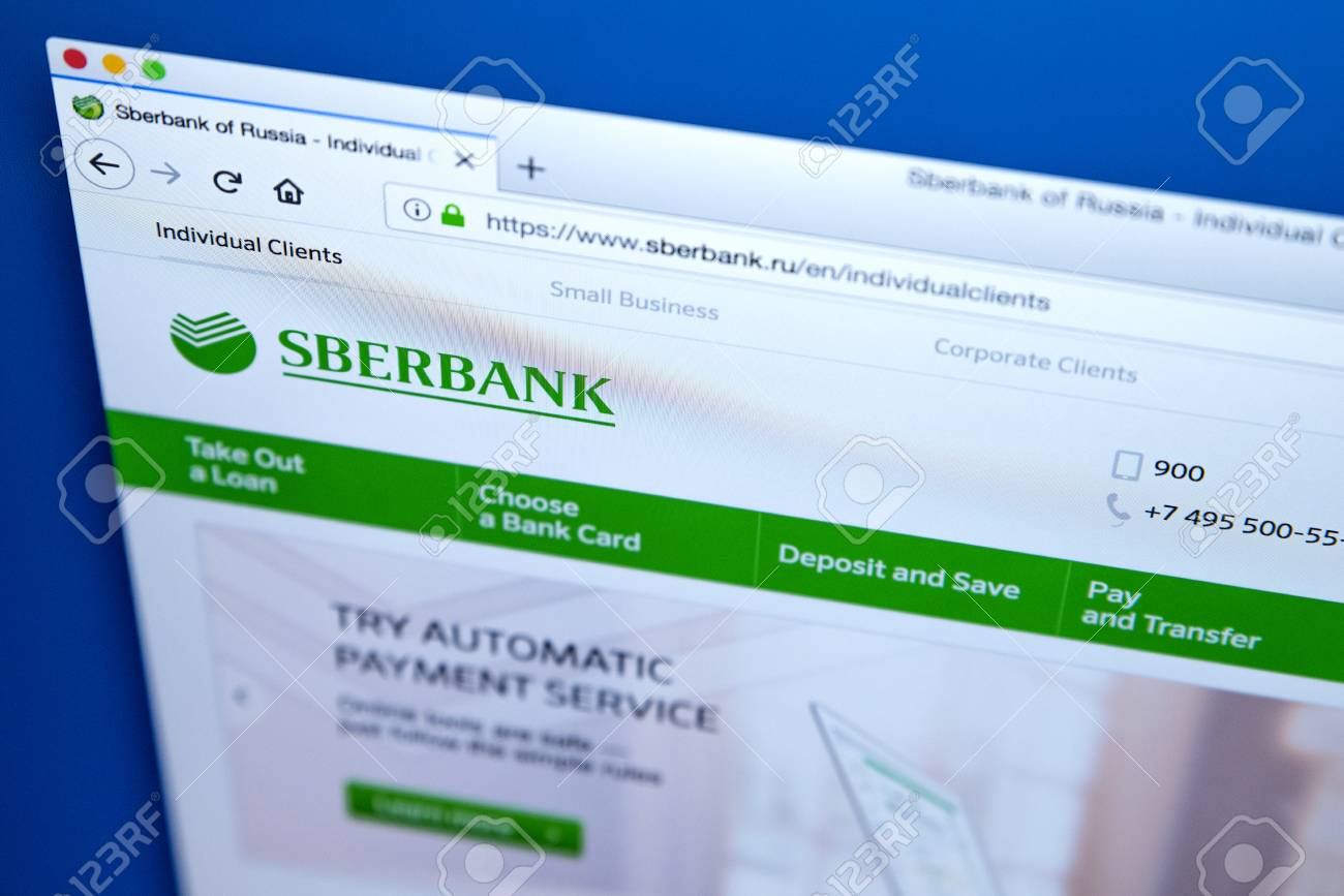 How to connect a Sberbank card