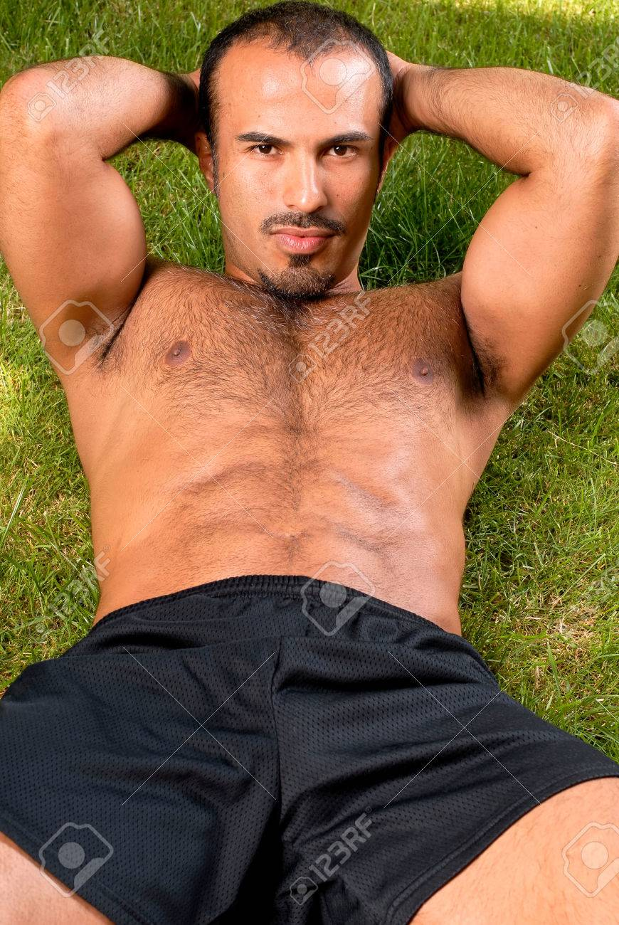 sexy ups man