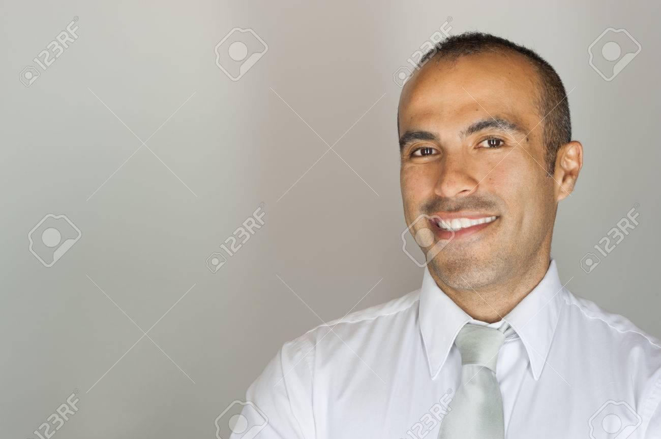 Handsome latin guy