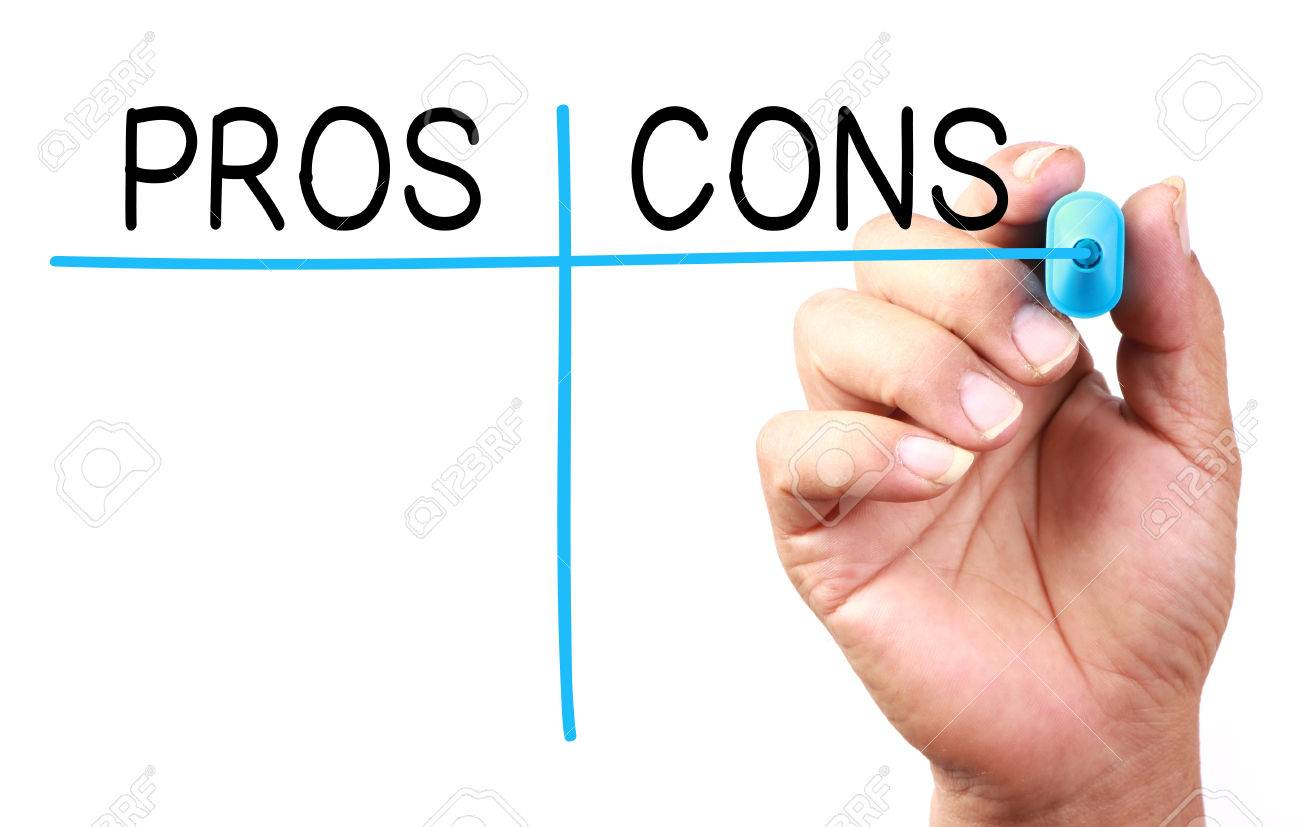 the pros and cons of computer technology
