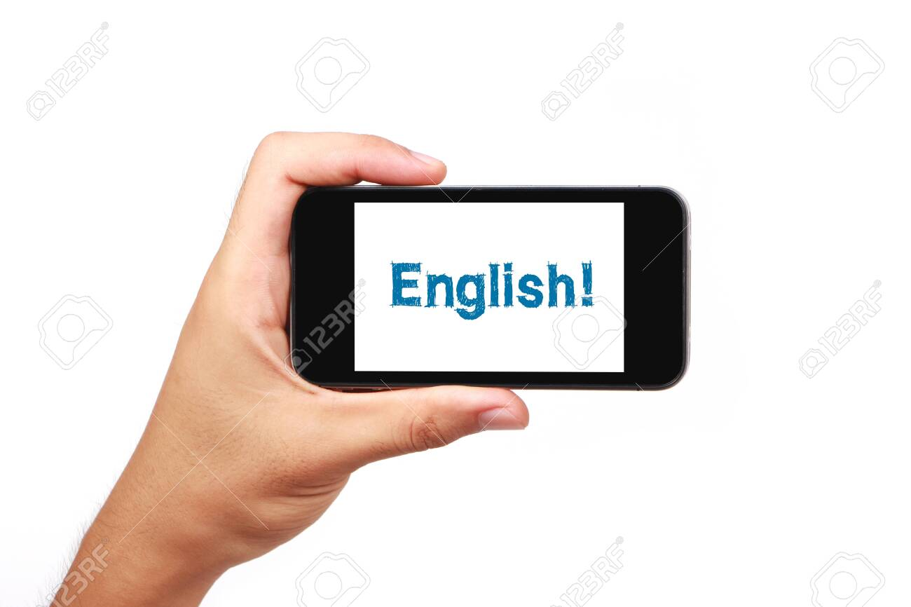 English text of English learning concept. - 152379851