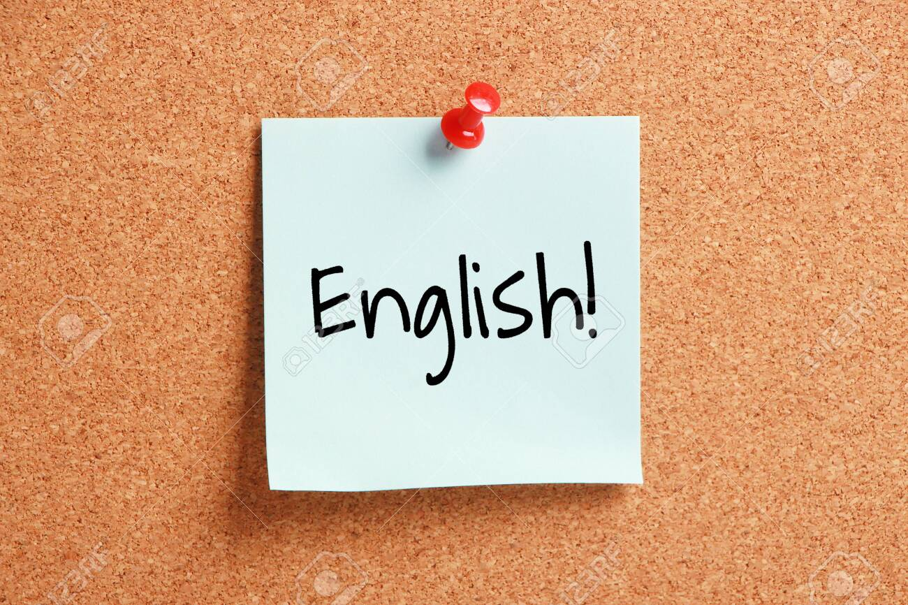 English text of English learning concept. - 152380515