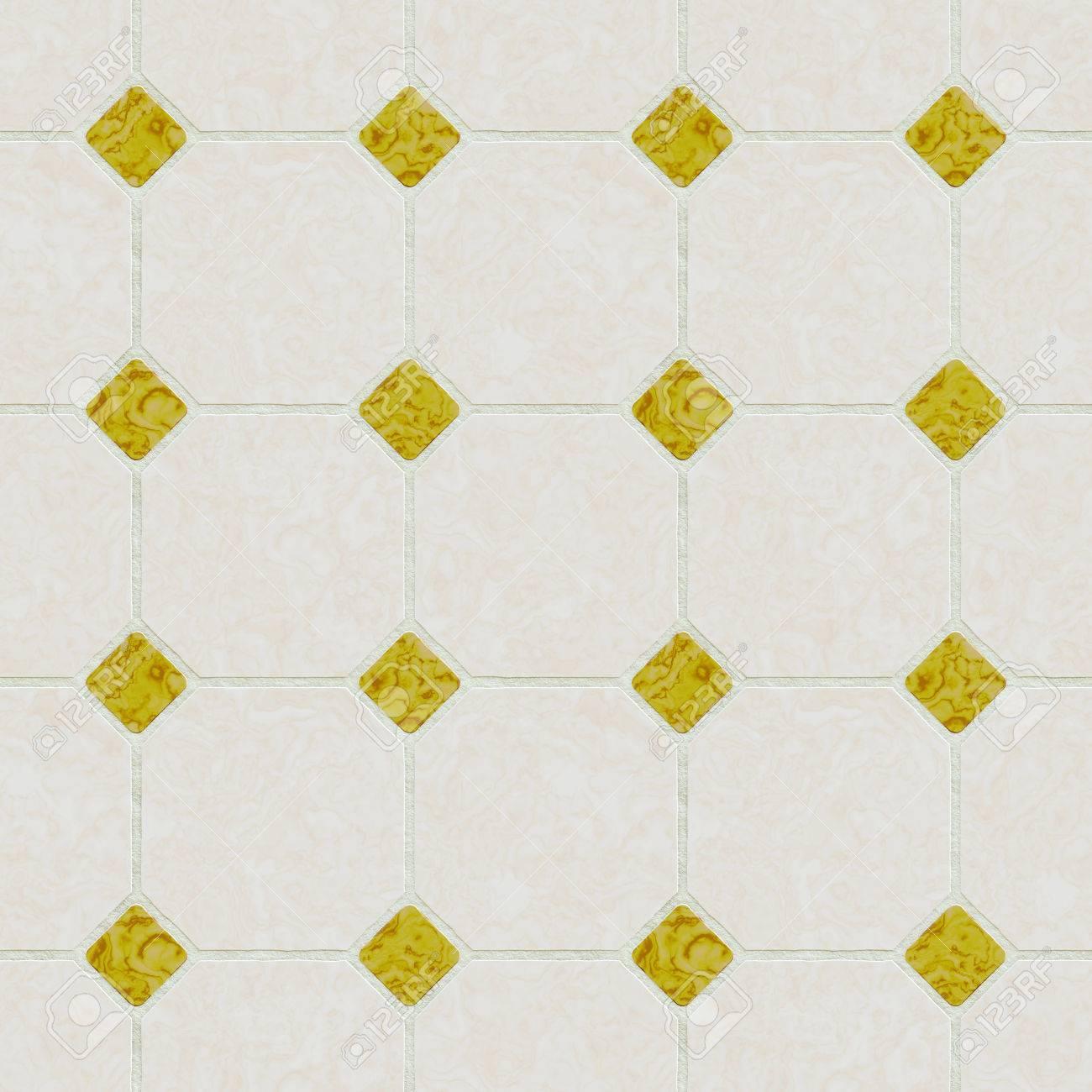 Klassische Fliese Nahtlose Mosaik Textur Mosaik Aus Weissen Und