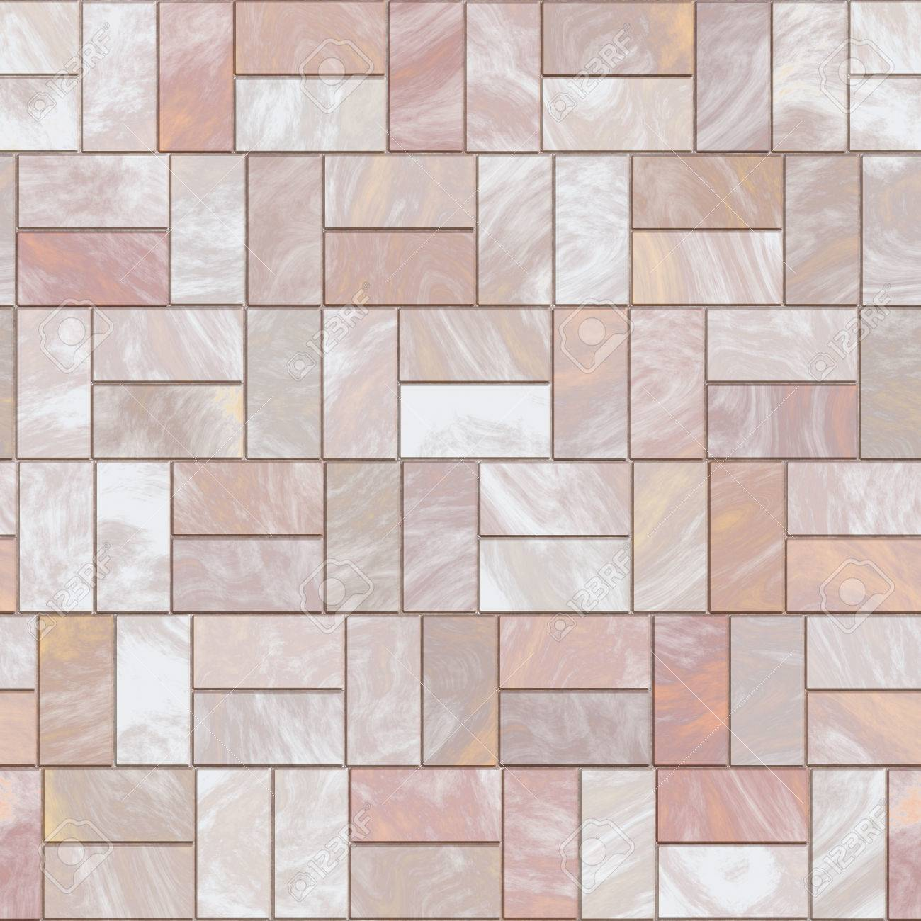 Pink Marble Classic Marble Mosaic Seamless Mosaic Texture Stock Photo Picture And Royalty Free Image Image 68711921