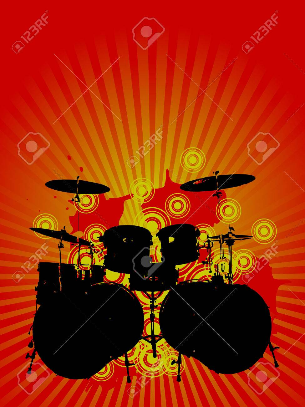 Music design for use as a background. Available in jpeg and eps8 formats. - 5548636