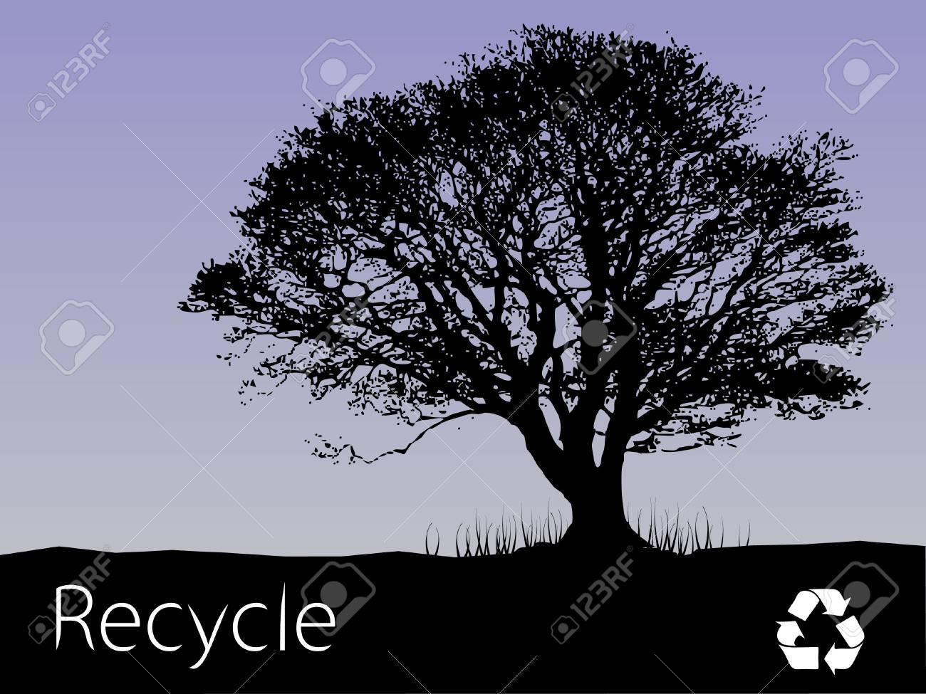 Recycling design. Available in jpeg and eps8 formats. - 5548829