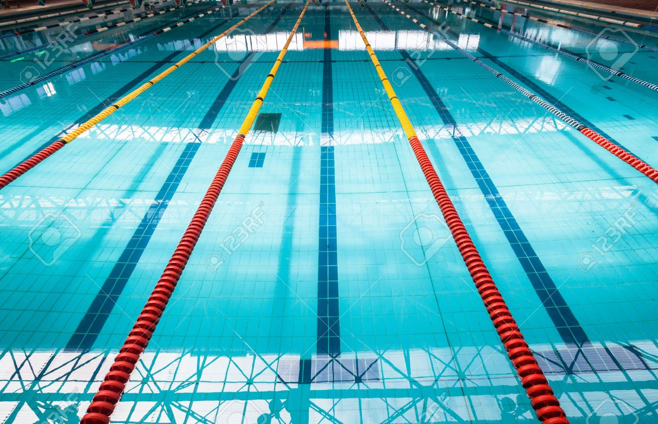 Olympic Swimming Pool Lanes olympic swimming pool background starting block lanes with color