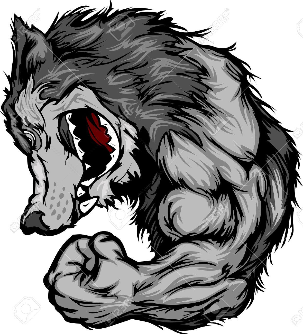 10343516-wolf-mascot-flexing-arm-cartoon