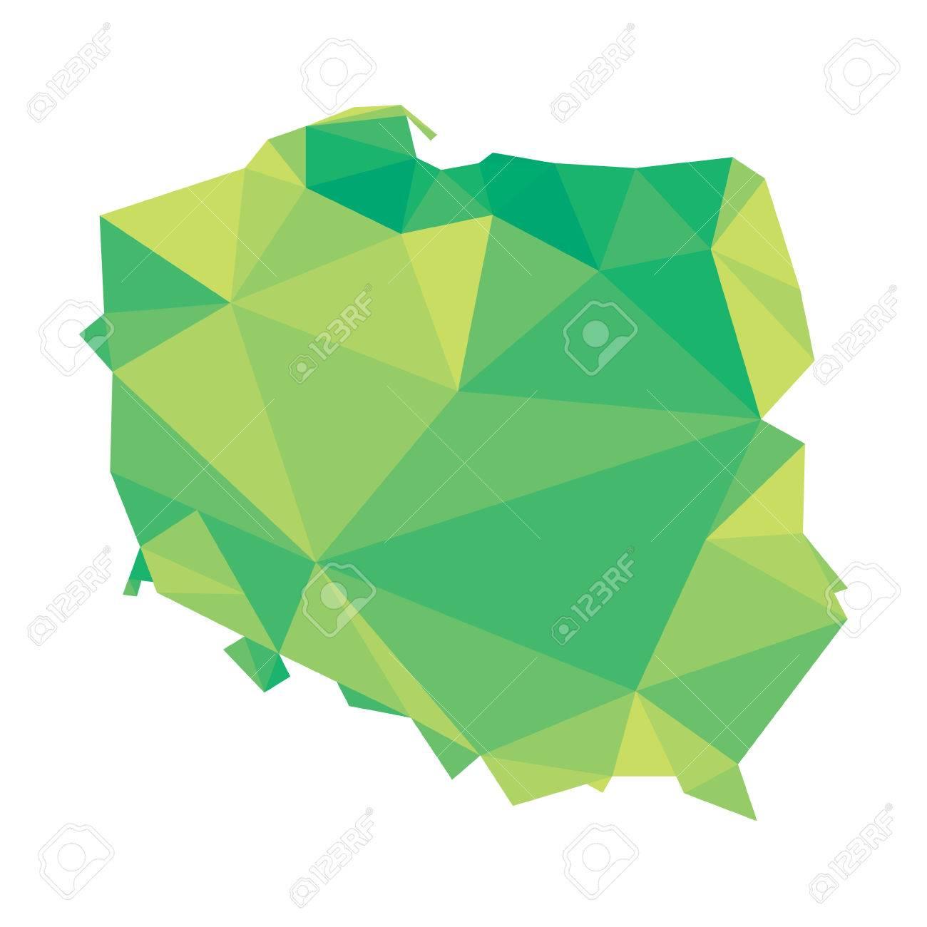 polen grüne karte