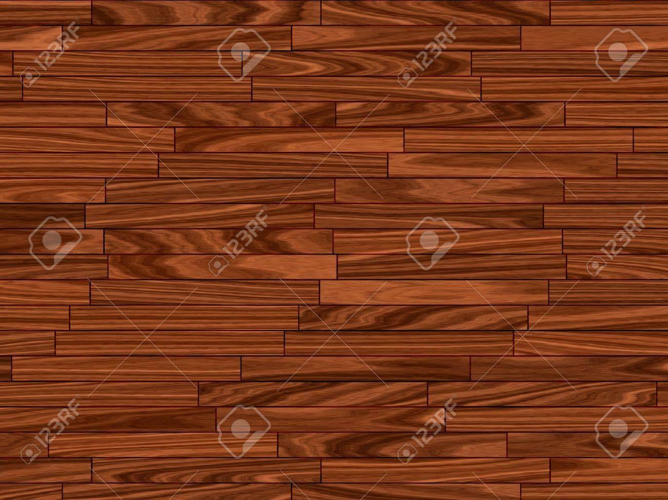 close up of warm brown parquet flooring pattern Stock Photo - 3297747