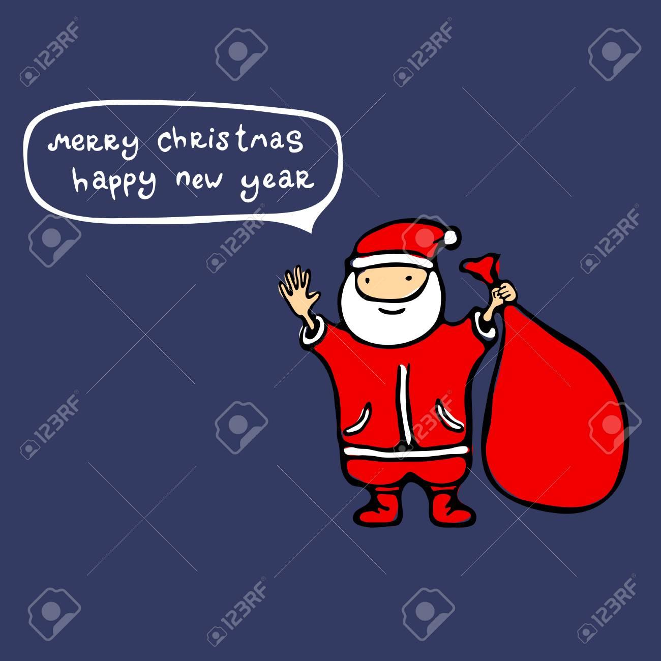 Santa Claus Stock Vector - 16297736