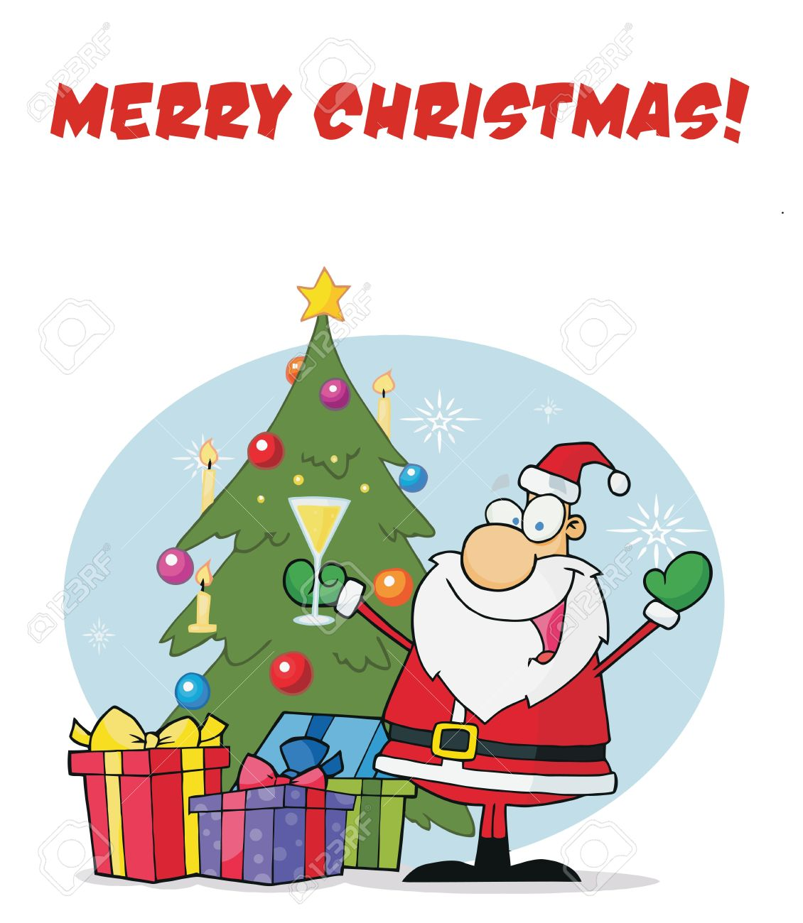 christmas cartoons stock photos royalty free christmas cartoons