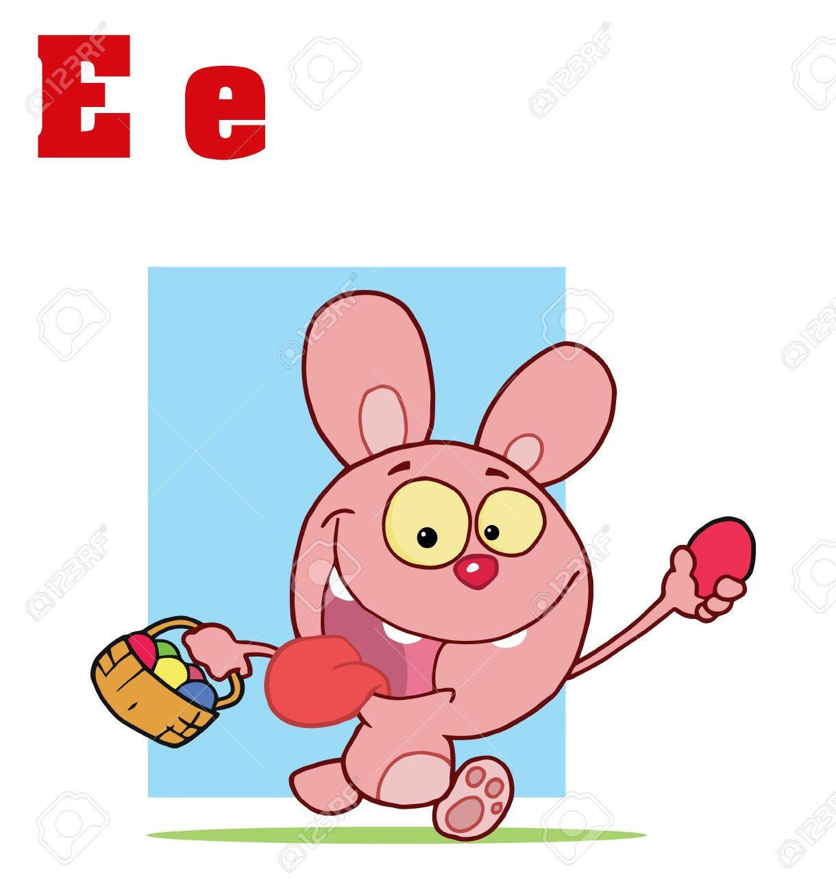 Funny cartoons alphabet easter bunny with letters e royalty free funny cartoons alphabet easter bunny with letters e stock vector 6905767 altavistaventures Gallery