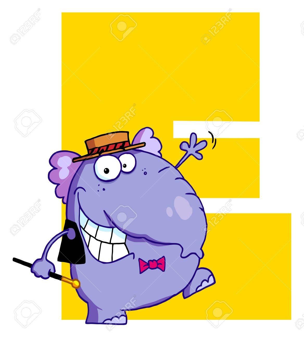 Funny cartoons alphabet e royalty free cliparts vectors and stock funny cartoons alphabet e stock vector 7260444 altavistaventures Gallery