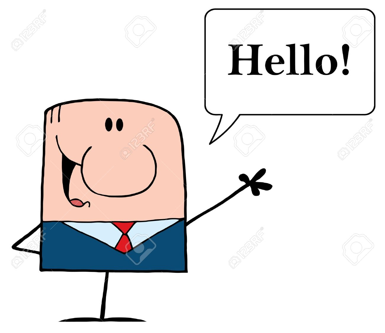 Image result for hello cartoon image