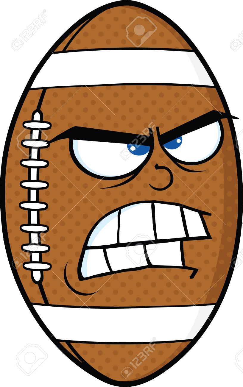 Showing post & media for Nfl football ball cartoon | www ...