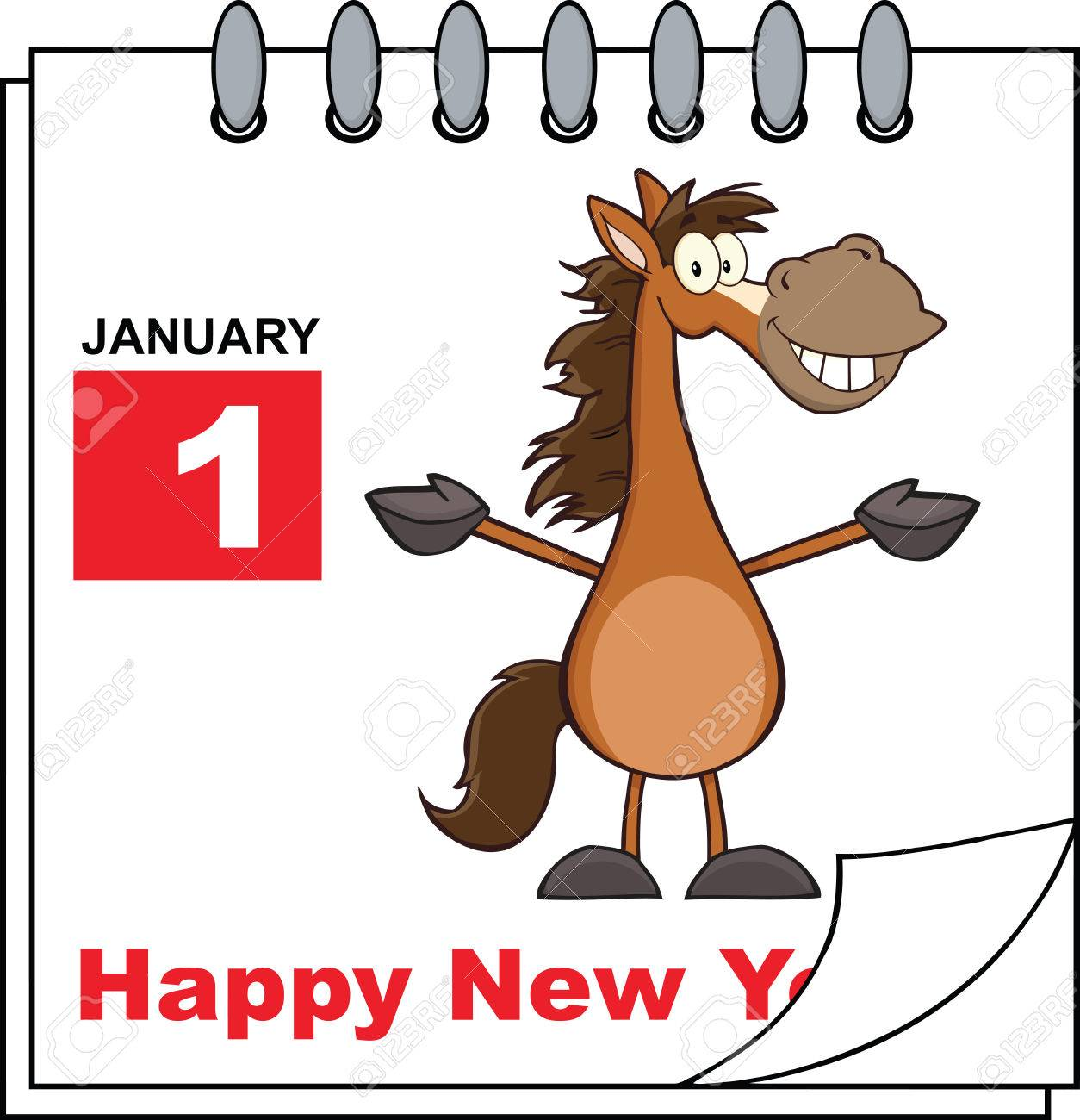 Happy New Year Horse Images 14
