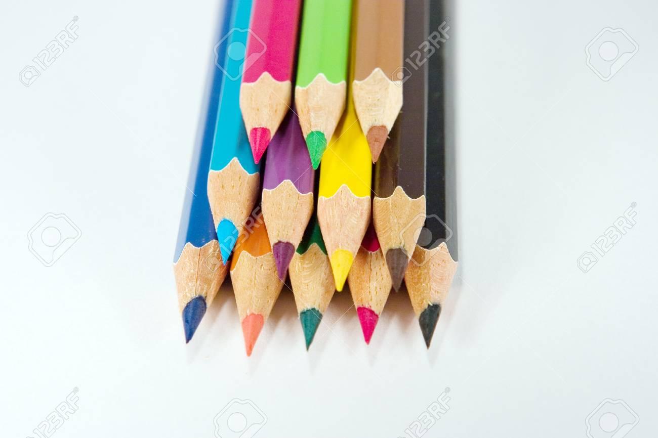 colorful pencils Stock Photo - 216385
