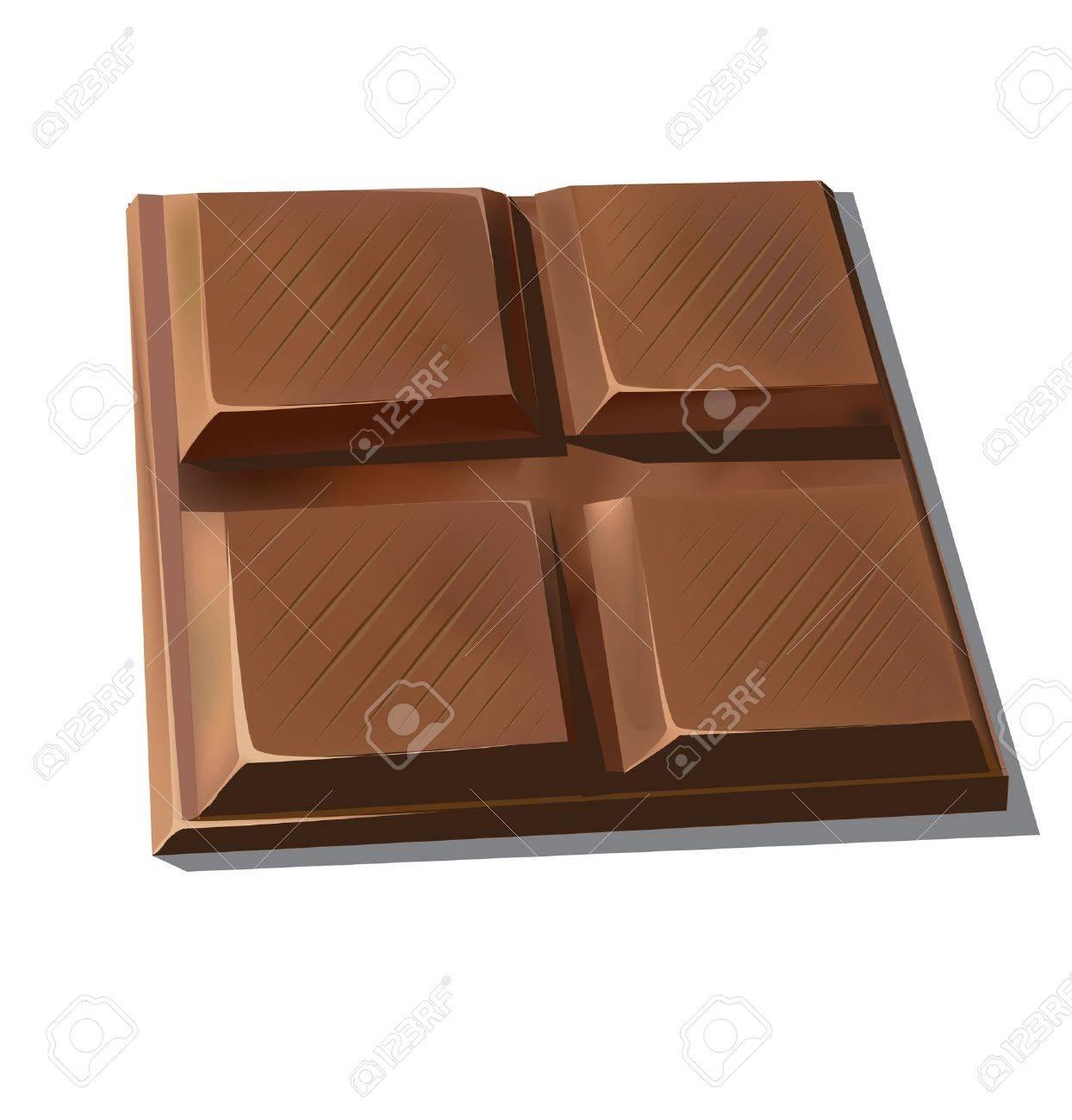 Sweet chocolate Stock Vector - 18010625