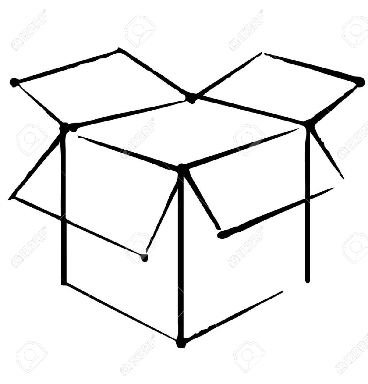 Box icon Stock Vector - 19141797