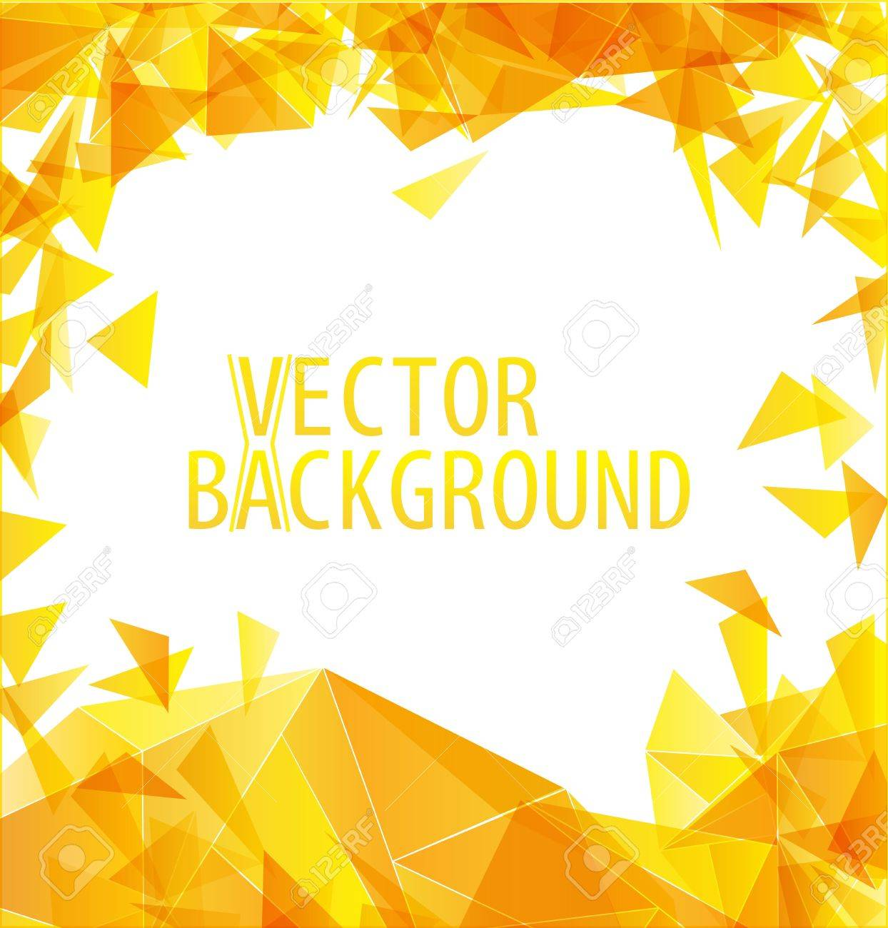Abstract geometric background Stock Vector - 19449247