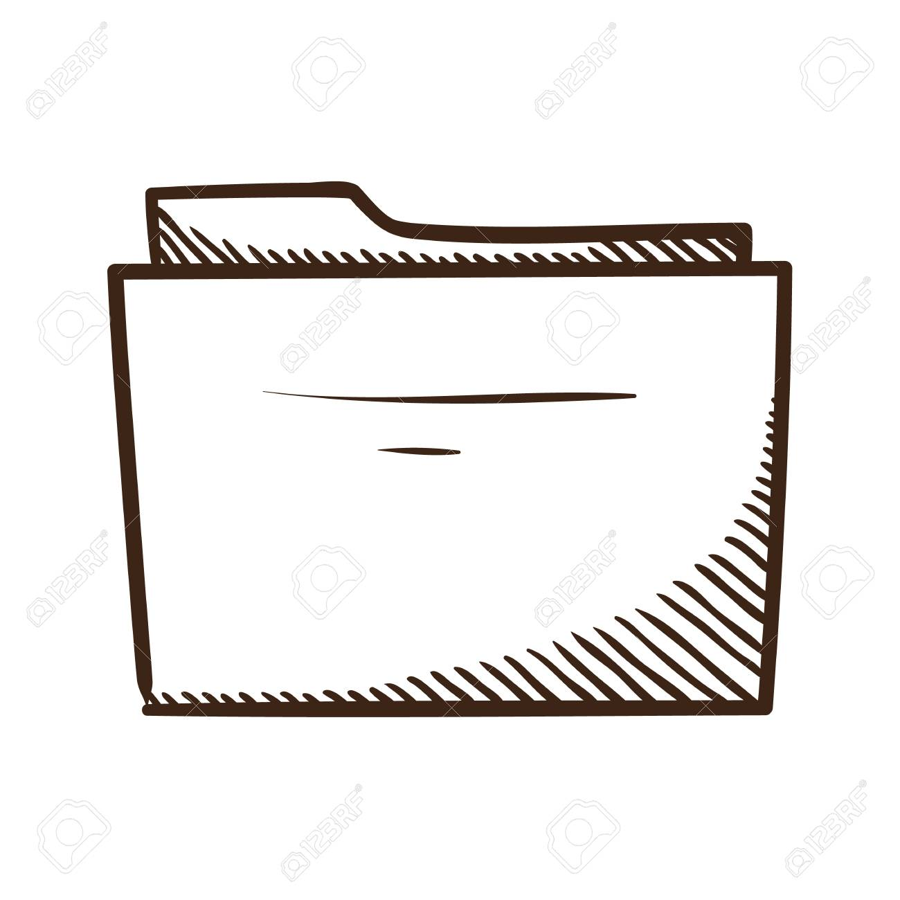 Isolated sketch icon pictogram. Stock Vector - 26350195