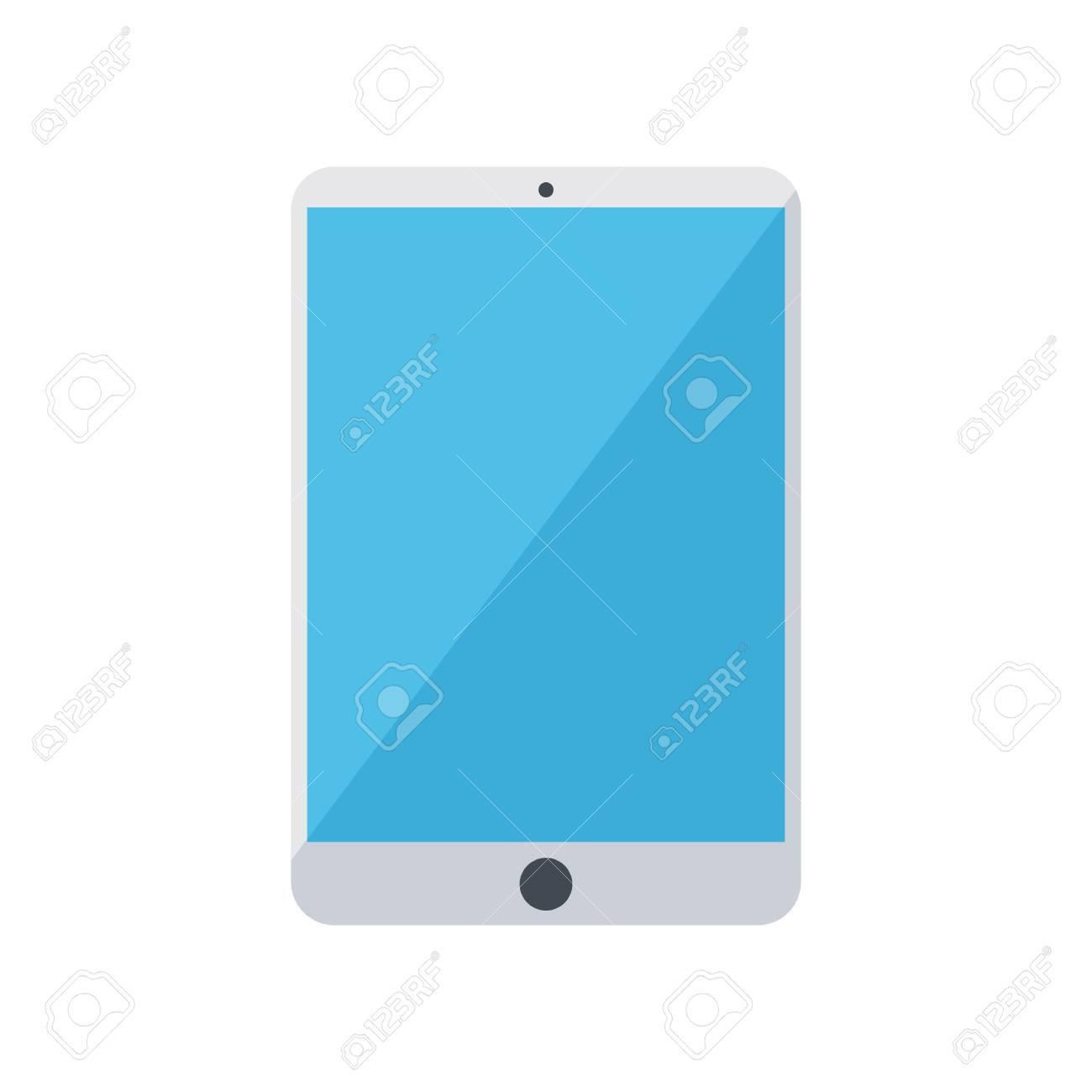 Tablet. Stock Vector - 37673364