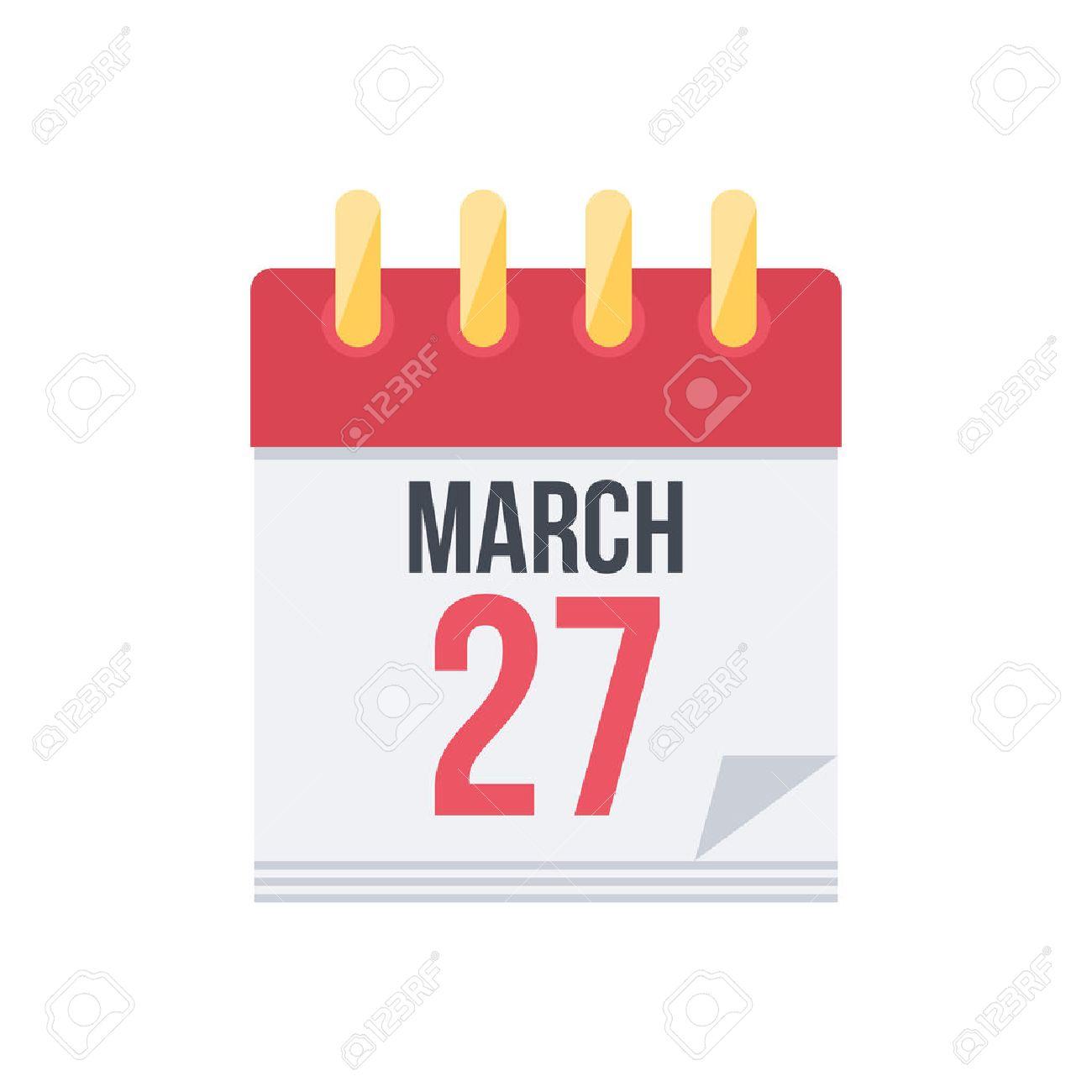 Calendar. Stock Vector - 37673544