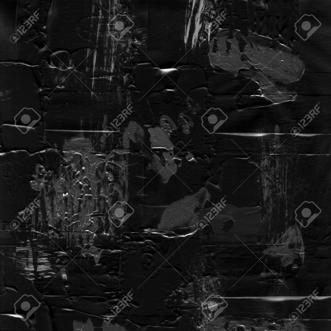 313f5b7095e3d Standard-Bild - Weiß gemalt strukturierten abstrakten Hintergrund mit  Pinselstriche in grau und schwarz Schattierungen. Fragment der Acrylmalerei  auf ...