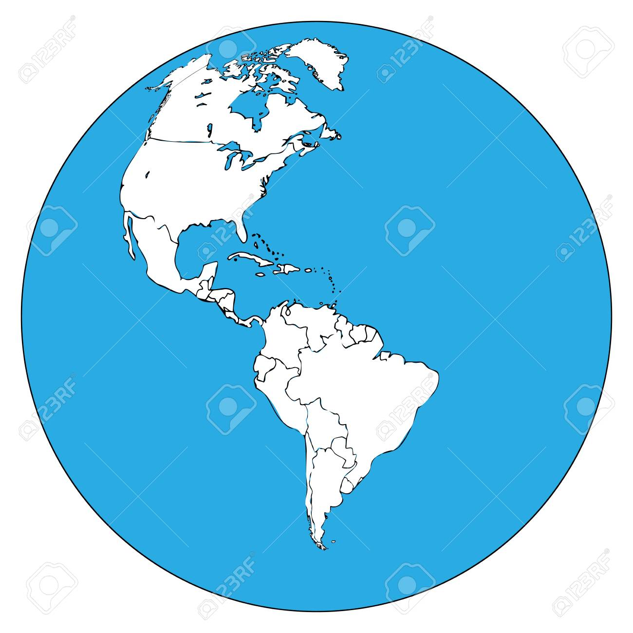 Images Of South America Globe Map on map of antarctica globe, map of pacific ocean globe, map of world globe,