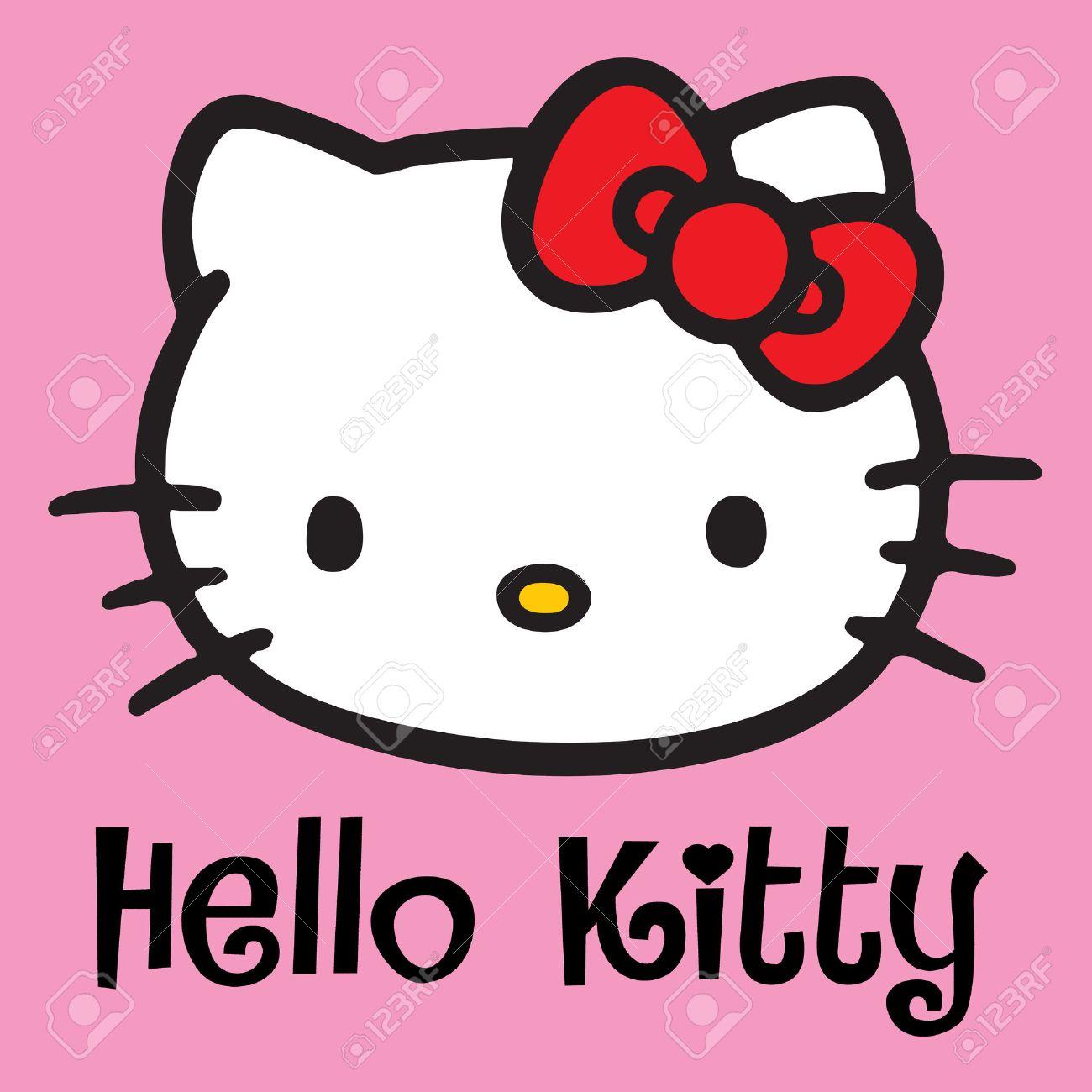 Hello Kitty Pink Head