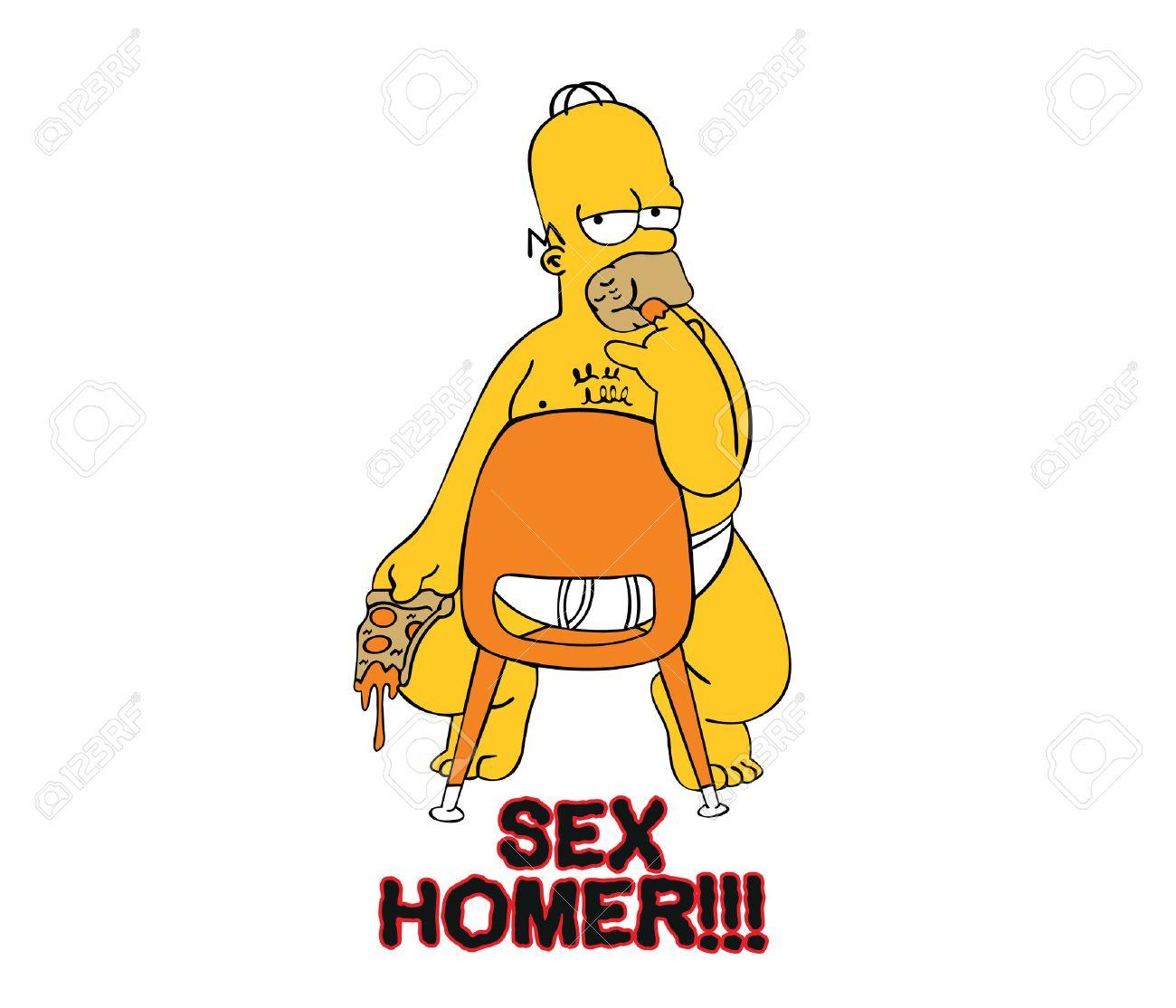 de simpsons sex videoer