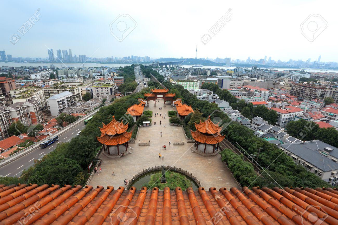 A rainy street view in Wuhan, Hubei, China | portfolio | Pinterest ...