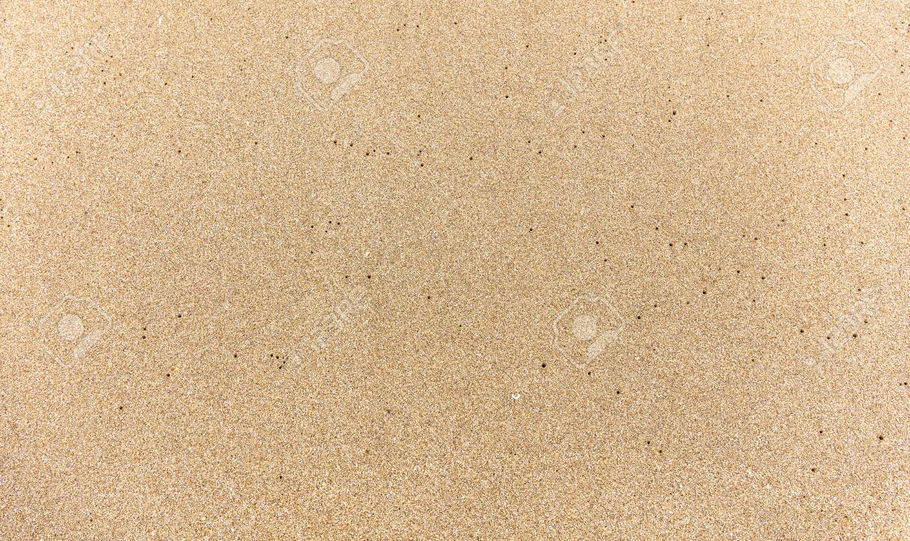 Sand Seamless Texture Tile Horizontal And Vertical Stock Photo