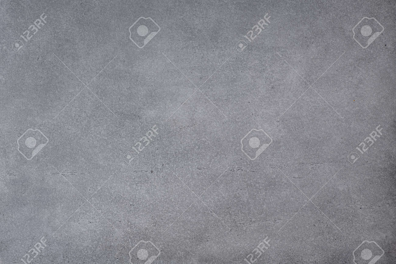 Gray concrete wall background with texture and scuffs - 169788489