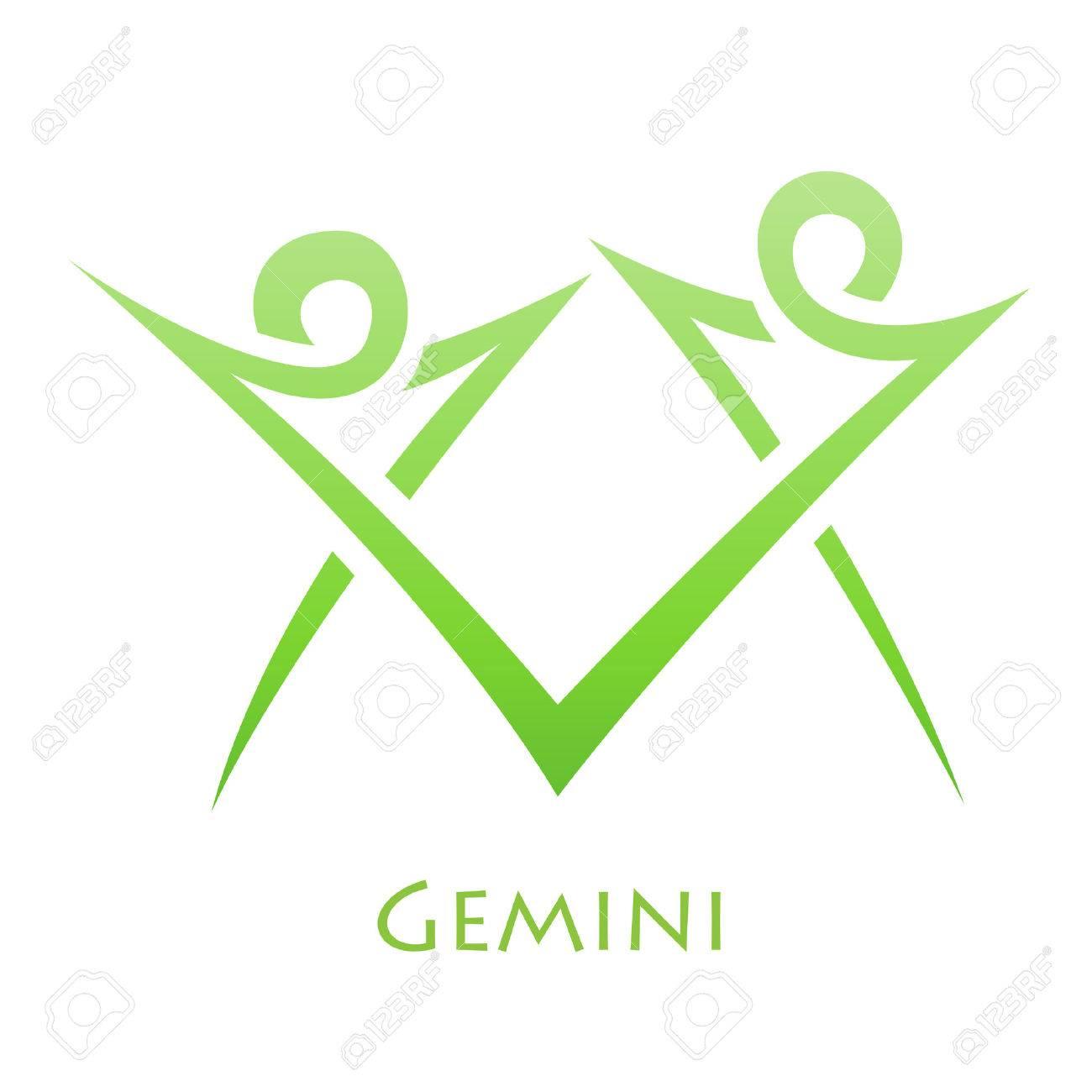 Illustration of simplistic lines gemini zodiac star sign isolated illustration of simplistic lines gemini zodiac star sign isolated on a white background stock vector buycottarizona