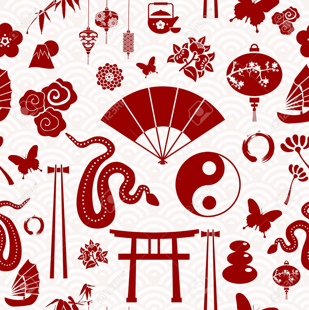 Chinese Fan Vector Fan Chinese New Year of The